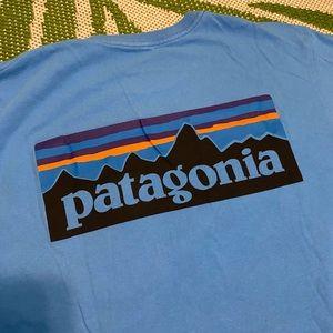 Men's Patagonia P-6 Logo Pocket Responsibili-Tee®